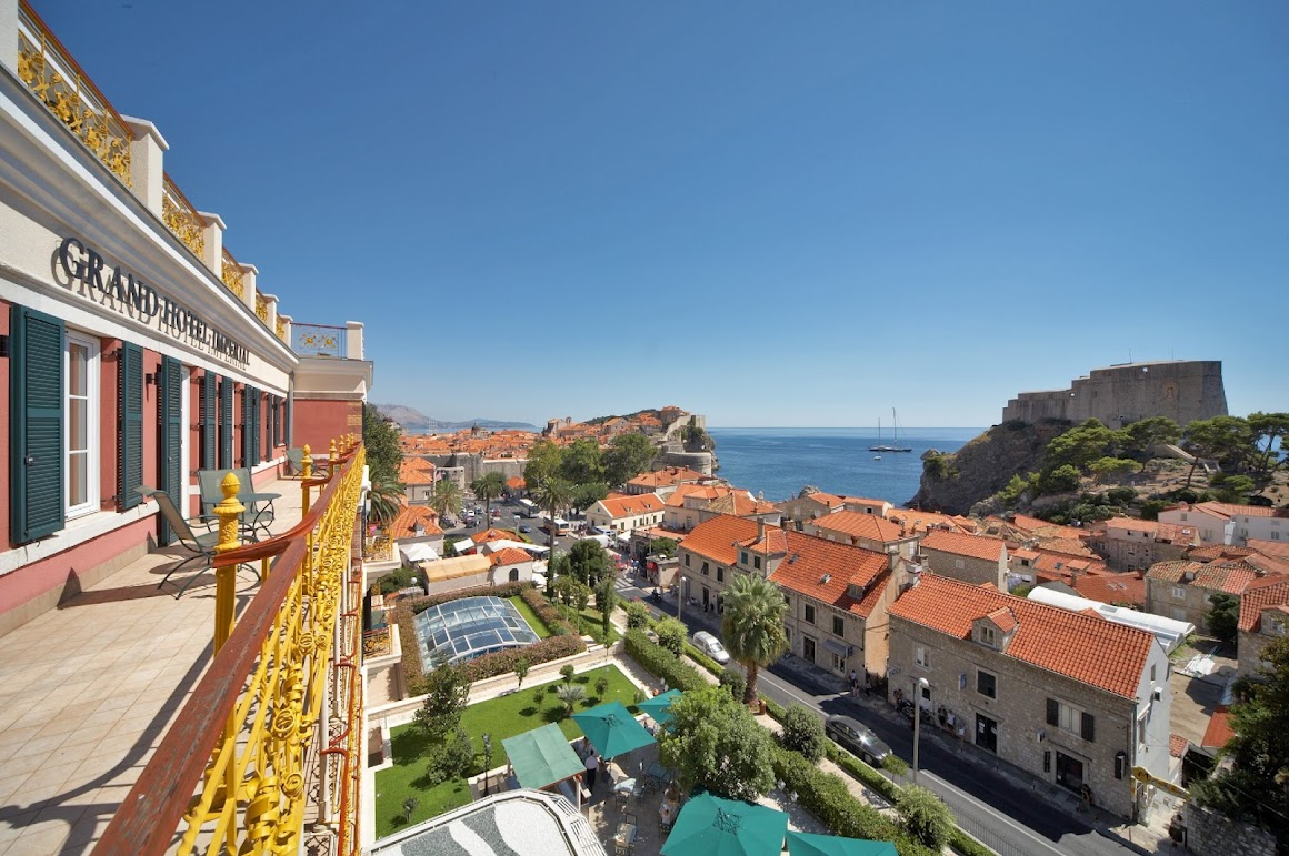 Hilton Imperial Dubrovnik Hotel - View