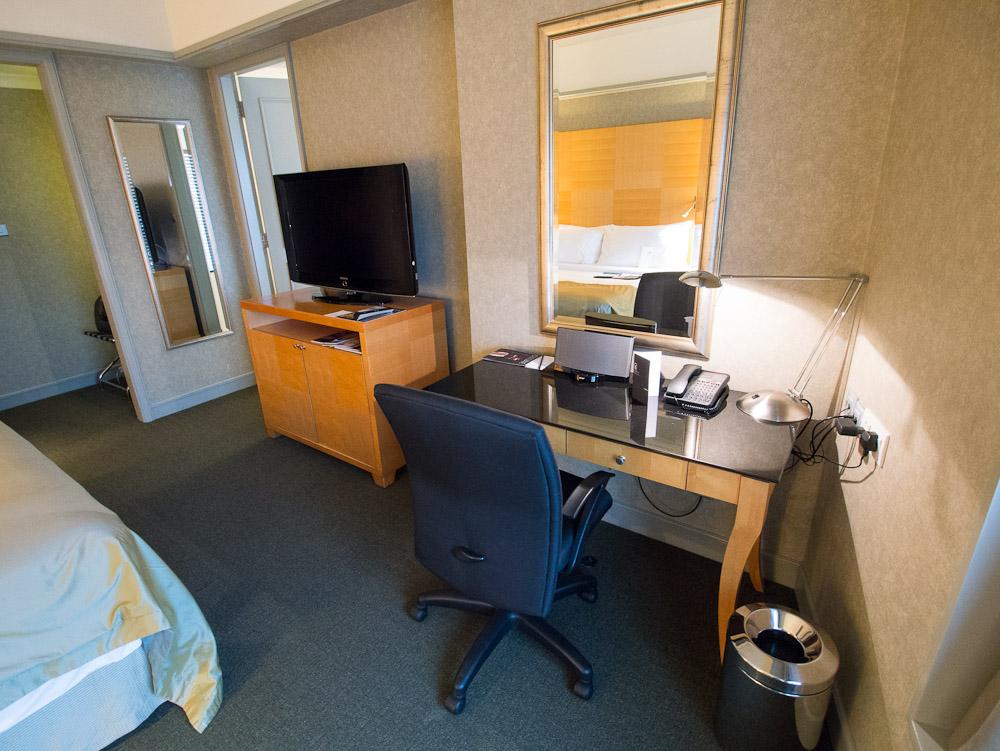 Le Meridien Kuala Lumpur Hotel - Club Room Work Desk