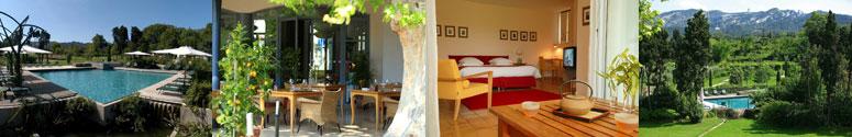 Hotel de l'Image Saint Remy de Provence Alpilles