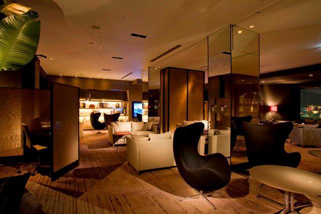 ANA InterContinental Tokyo - Club Lounge