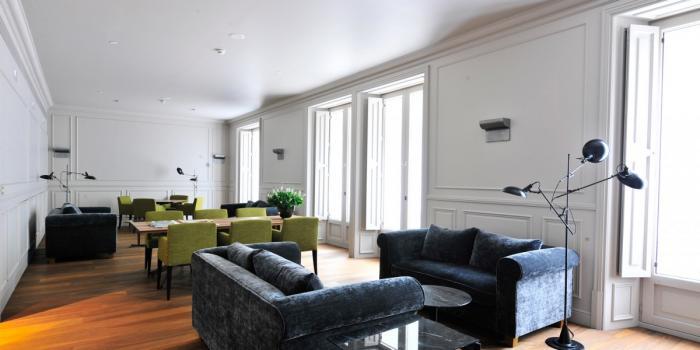 Alma Barcelona - Lounge
