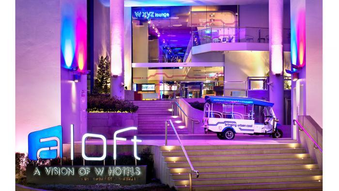 Aloft Bangkok - Exterior