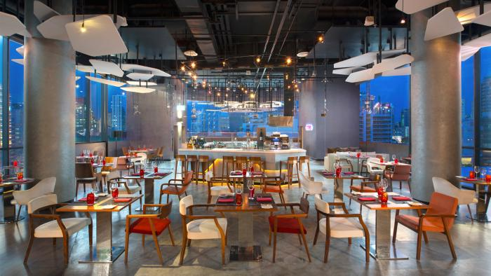 Aloft Bangkok - Restaurant