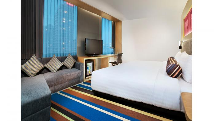 Aloft Bangkok - Urban Room