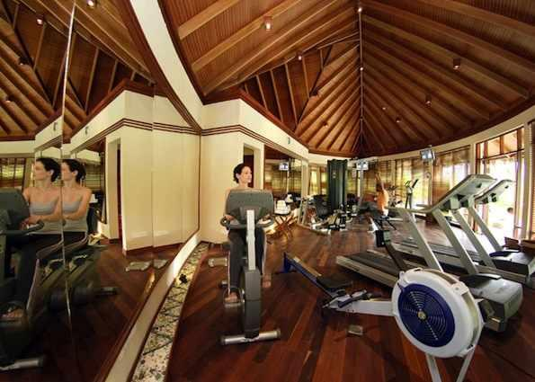 Anantara Dhigu Resort & Spa - Fitness Center
