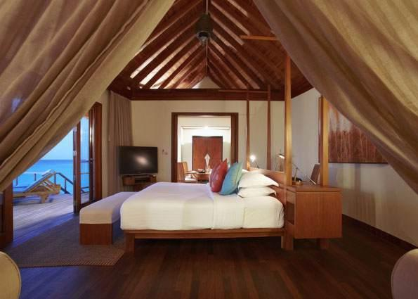 Anantara Dhigu Resort & Spa - Over Water Suite