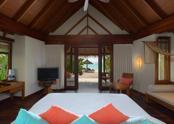 Anantara Dhigu Resort & Spa - Sunrise Beach Villa