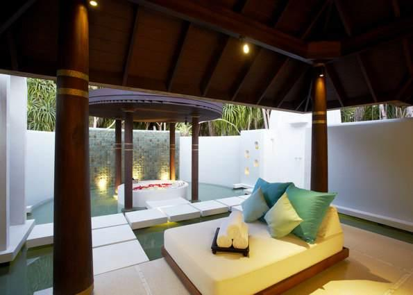 Anantara Kihavah Villas - Bathroom