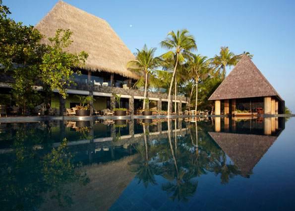 Anantara Kihavah Villas - Pool