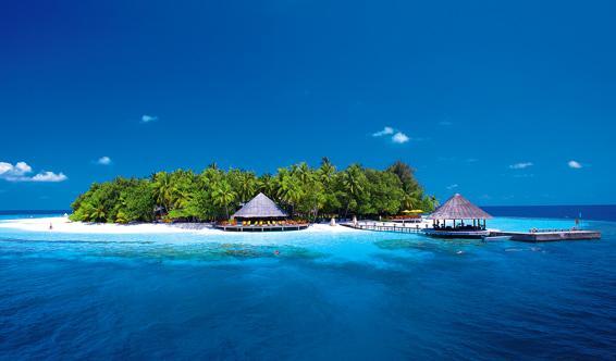 Angsana Ihuru, Maldives - Exterior