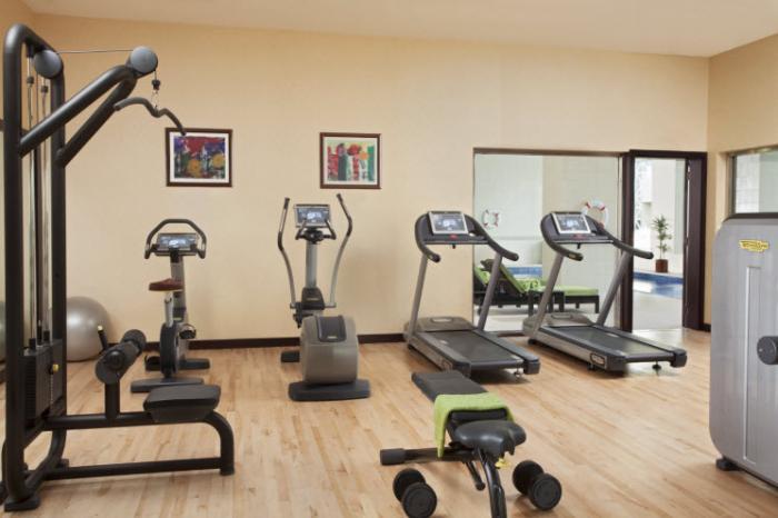 Ascott Doha - Gym