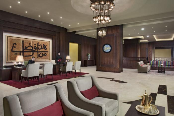 Ascott Doha - Lobby