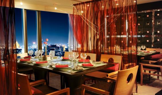 Banyan Tree Bangkok - Restaurant