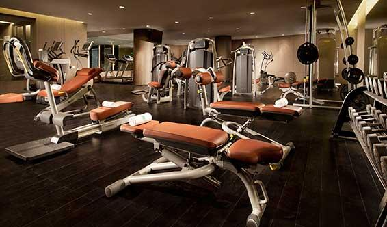 Banyan Tree Tianjin Riverside - Gym