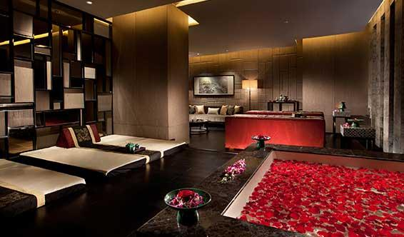 Banyan Tree Tianjin Riverside - Spa