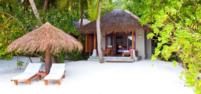 Baros Maldives - Deluxe Villa