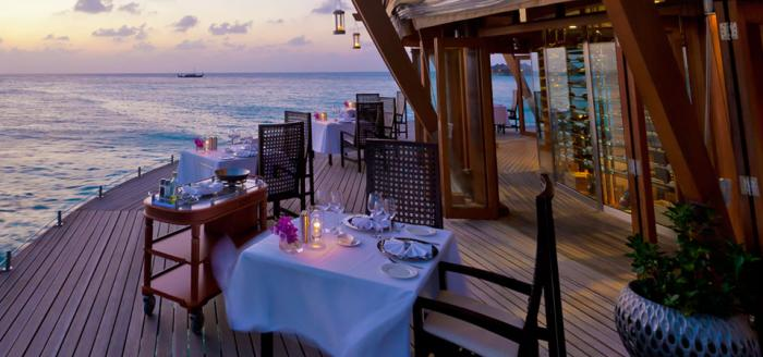 Baros Maldives - Restaurant