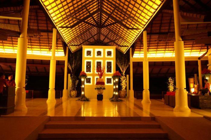 Beyond Resort Khaolak - Lobby