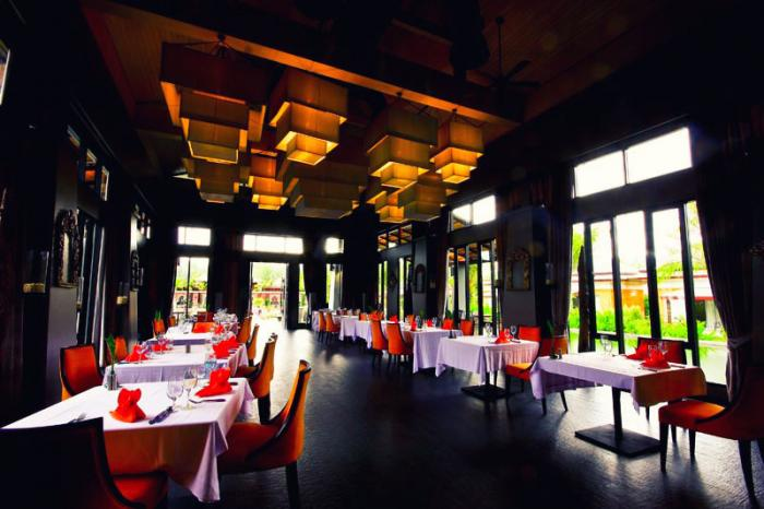 Beyond Resort Khaolak - Restaurant