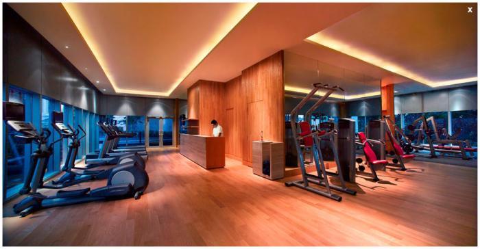 Carlton Hotel Singapore - Gym