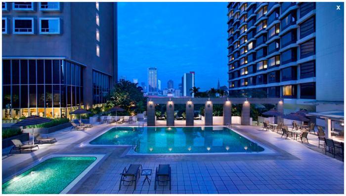 Carlton Hotel Singapore - Pool