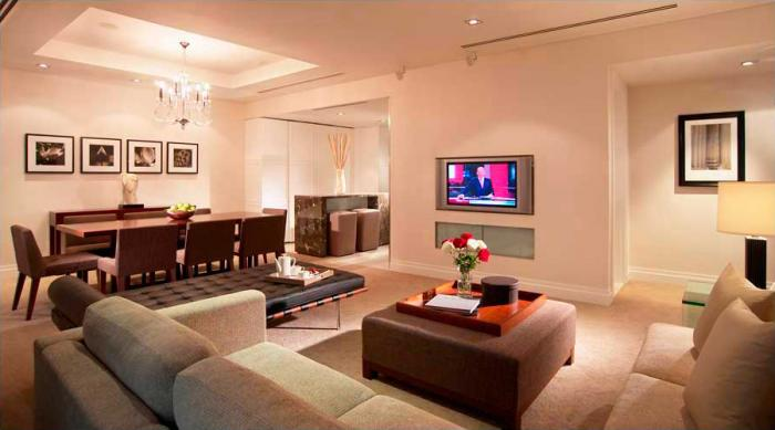 Carlton Hotel Singapore - Presidential Suite