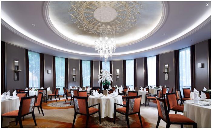Carlton Hotel Singapore - Restaurant