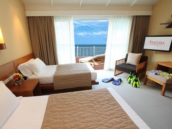 Centara Ras Fushi Resort - Deluxe Water Villa