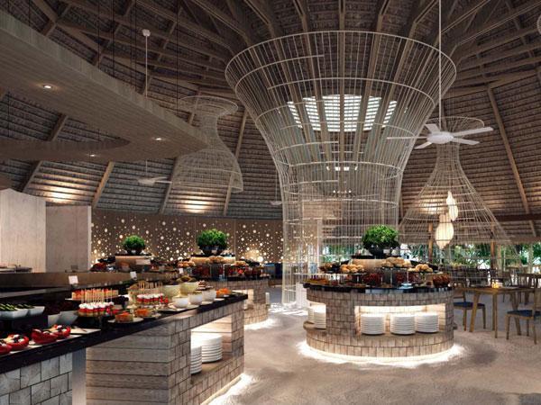 Centara Ras Fushi Resort - Restaurant