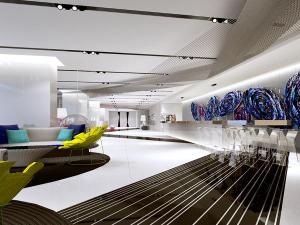 Centara Watergate Pavillion Hotel - Lobby