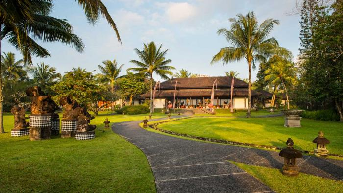 Chedi Resort Bali - Exterior