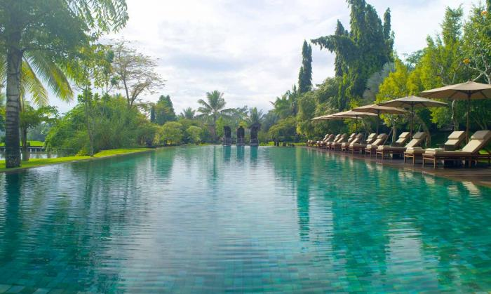 Chedi Resort Bali - Pool