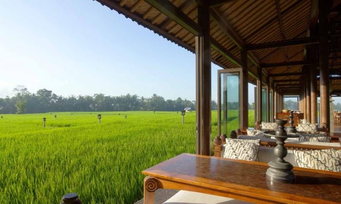 Chedi Resort Bali - Restaurant