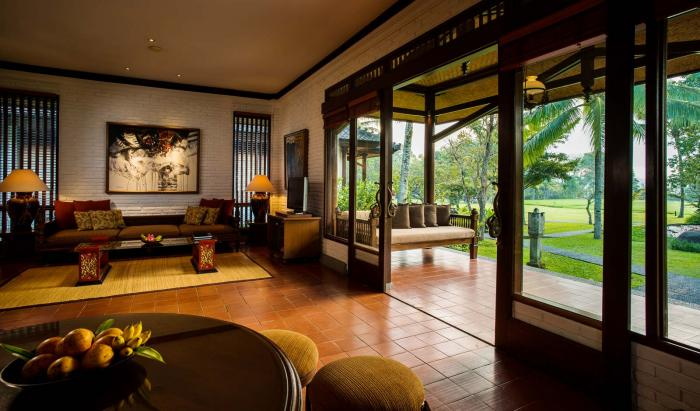 Chedi Resort Bali - Villa