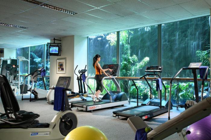 Citadines Residences Jakarta - Gym