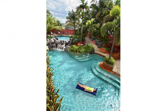 Citadines Residences Jakarta - Pool