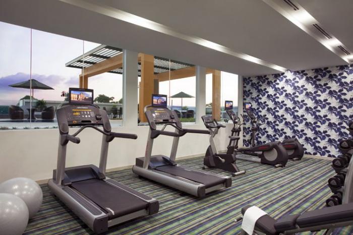 Citadines Residences Kuching - Gym