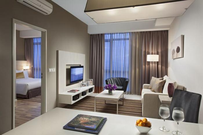 Citadines Residences Kuching - Suite