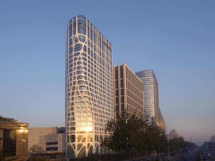 Conrad Beijing - Exterior