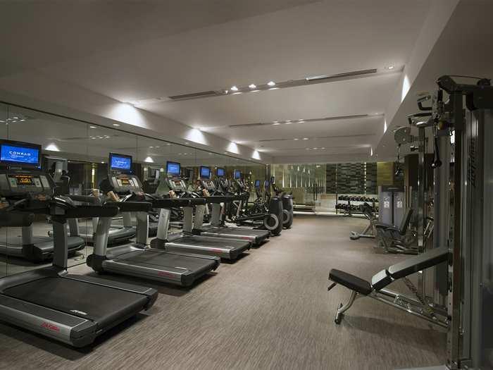 Conrad Beijing - Gym