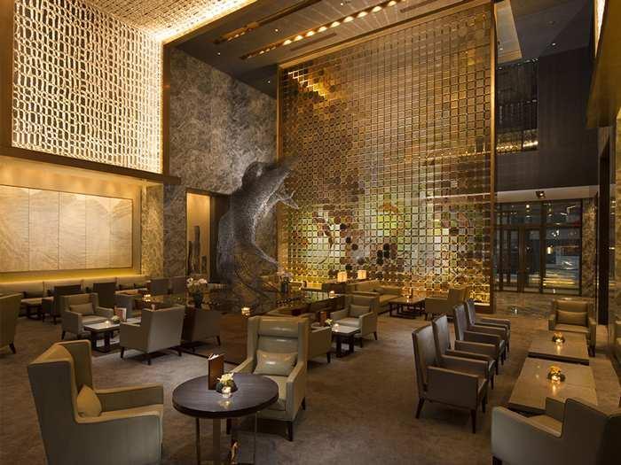Conrad Beijing - Lounge