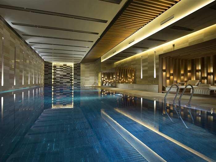 Conrad Beijing - Pool