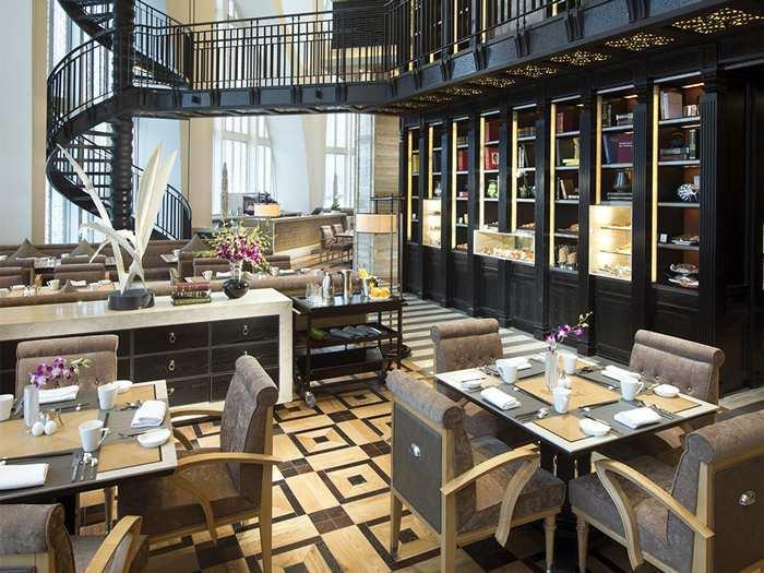 Conrad Beijing - Restaurant