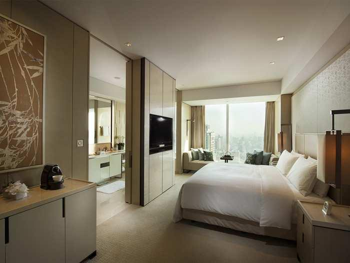 Conrad Beijing - Room