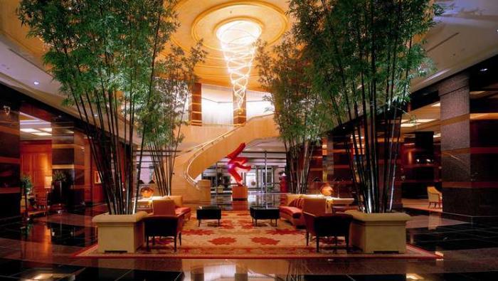Conrad Centennial Singapore - Lobby