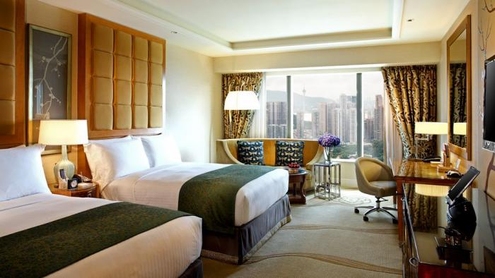 Conrad Macao Cotai Central - Deluxe Queen Room