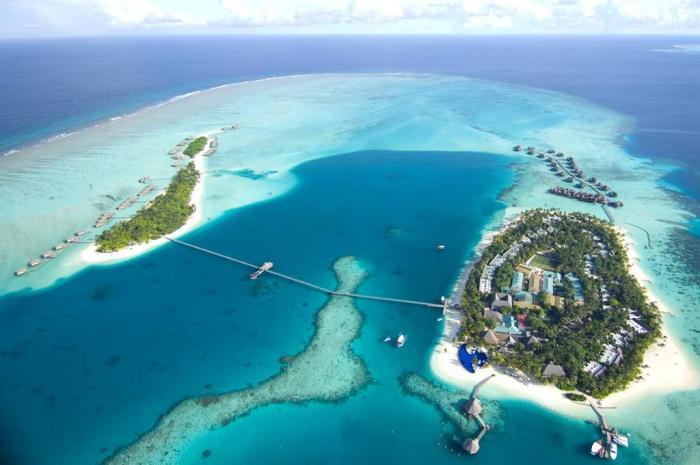 Conrad Maldives Rangali Island - Exterior