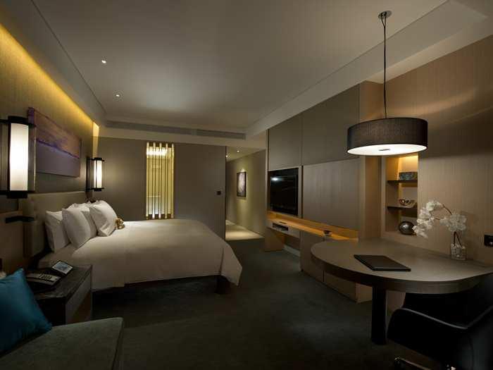 Conrad Seoul - Deluxe Room
