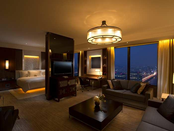 Conrad Seoul - Penthouse Suite