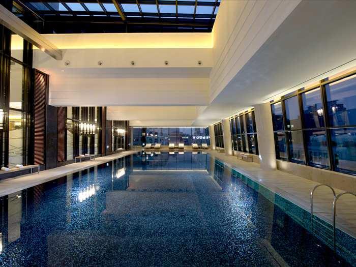 Conrad Seoul - Pool